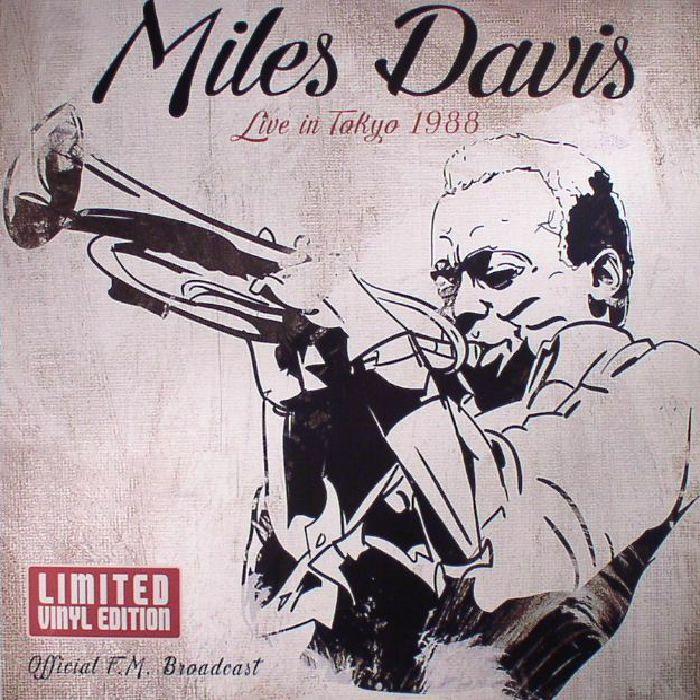 DAVIS, Miles - Live In Tokyo 1988
