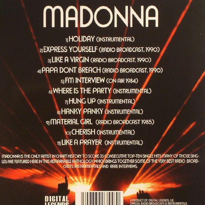MADONNA - The Story So Far