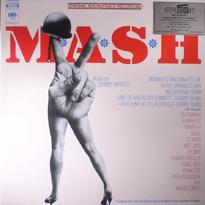 MANDELL, Johnny - MASH (Soundtrack) (reissue)