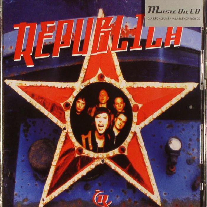 REPUBLICA - Republica (reissue)