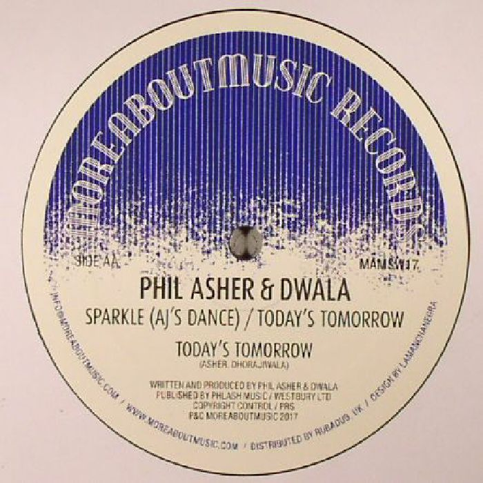 ASHER, Phil/DWALA - Sparkle (AJ's Dance)