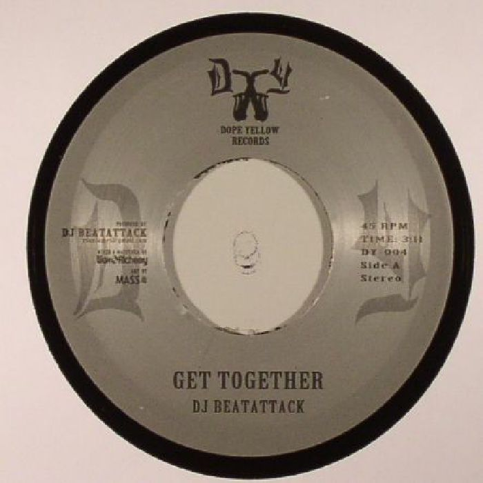 DJ BEATATTACK - Get Together