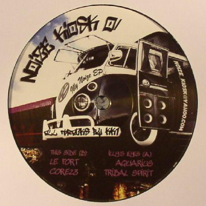 KK1 - Illy Noize EP