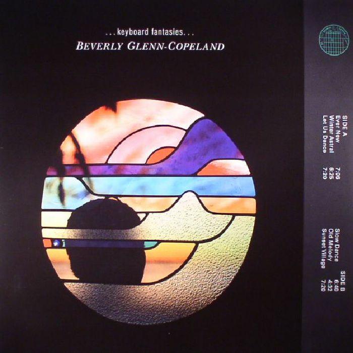 GLENN COPELAND, Beverly - Keyboard Fantasies