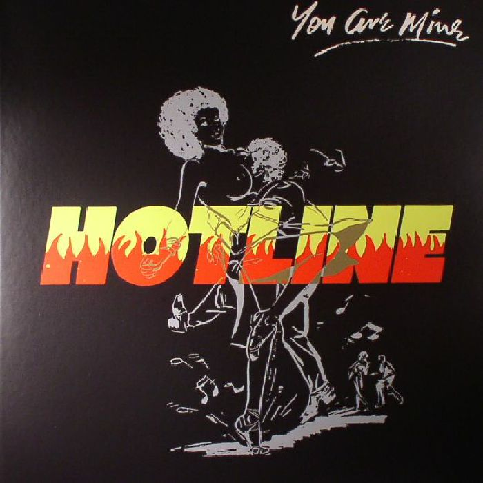 HOTLINE - You Are Mine (reissue)