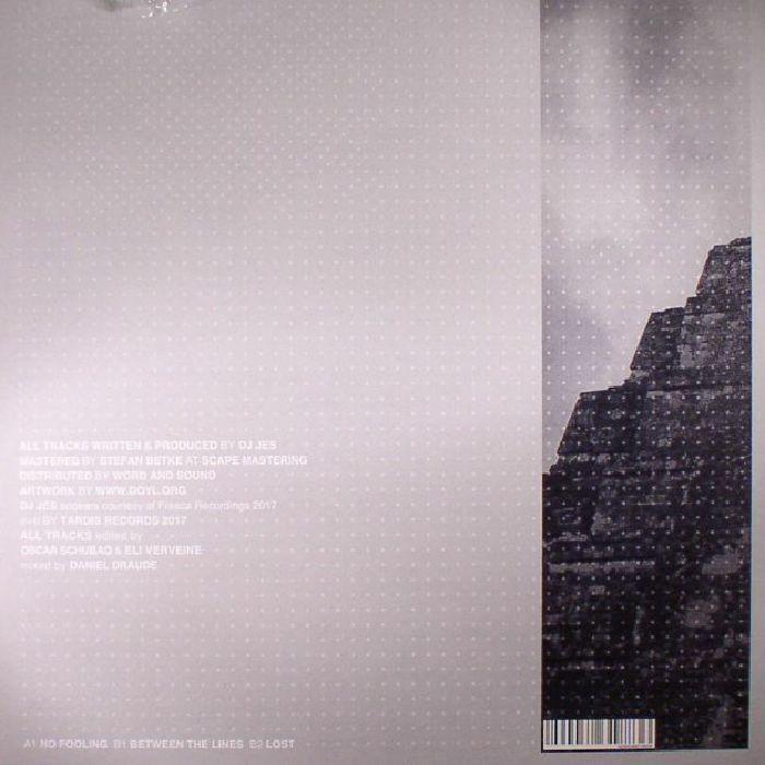 DJ JES - Between The Lines