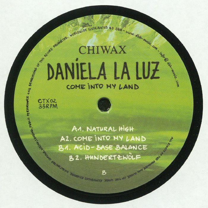 LA LUZ, Daniela - Come Into My Land