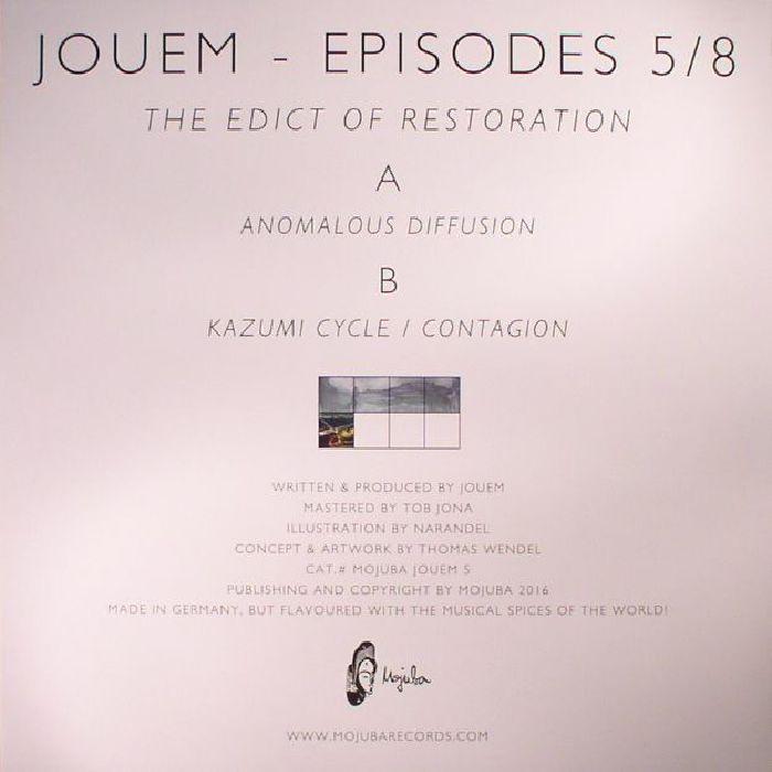 JOUEM - Episodes 5/8: The Edict Of Restoration