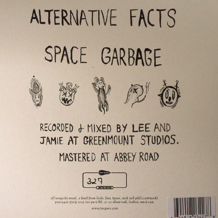 MUSH - Alternative Facts