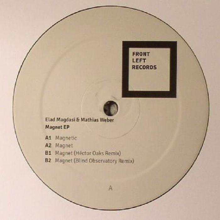 MAGDASI, Elad/MATHIAS WEBER - Magnet EP