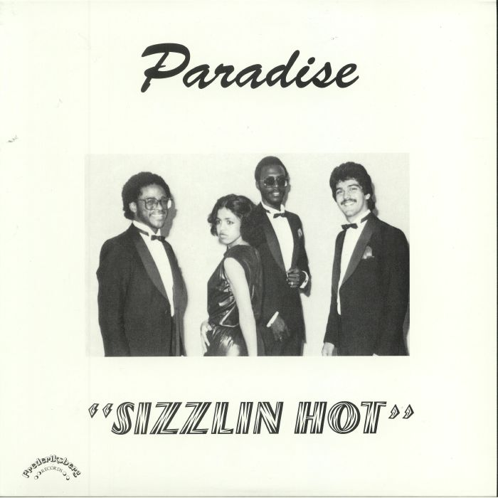 PARADISE - Sizzlin Hot (remastered)