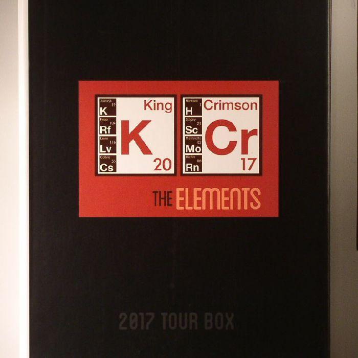 KING CRIMSON - The Elements 2017 Tour Box