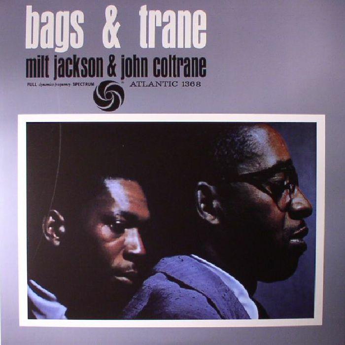 Milt Jackson John Coltrane Bags Amp Trane Reissue Vinyl At