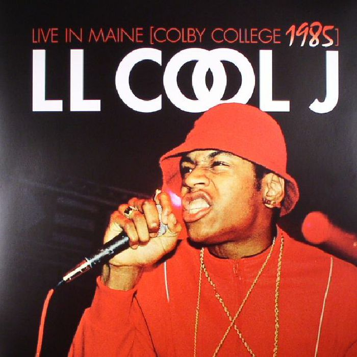 LL COOL J - Live In Maine: Colby College 1985