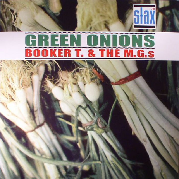 BOOKER T & THE MGs - Green Onions (reissue)