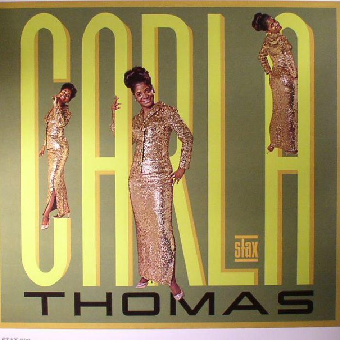 THOMAS, Carla - Carla (reissue)
