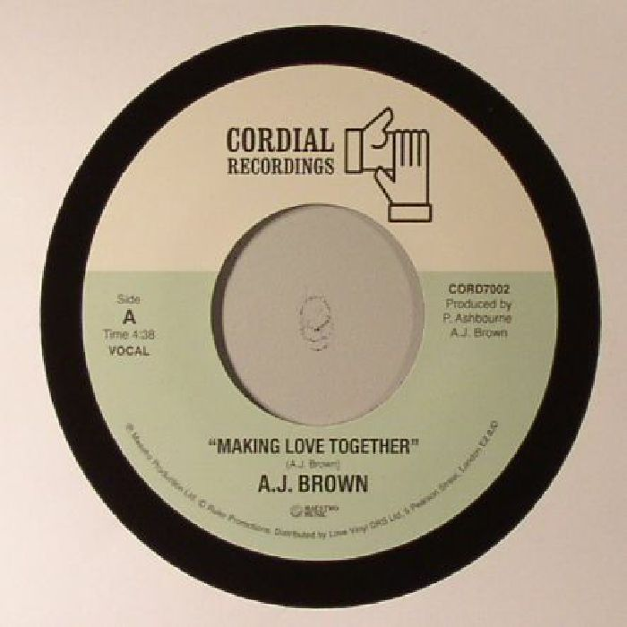 BROWN, AJ - Making Love Together