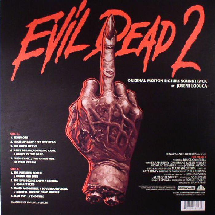 LODUCA, Joseph - Evil Dead 2 (Soundtrack)