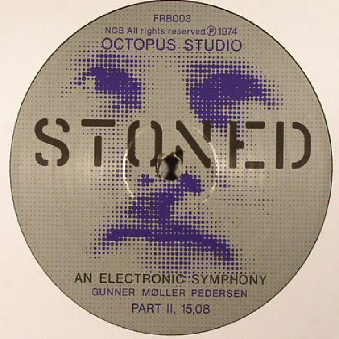 PEDERSEN, Gunner Moller - Stoned: An Electronic Symphony (remastered)