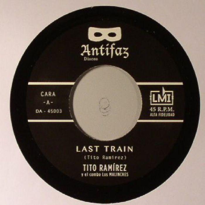 RAMIREZ, Tito & EL COMBO LOS MALINCHES - Last Train