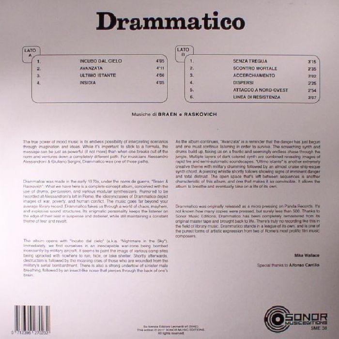 BRAEN/RASKOVICH - Drammatico