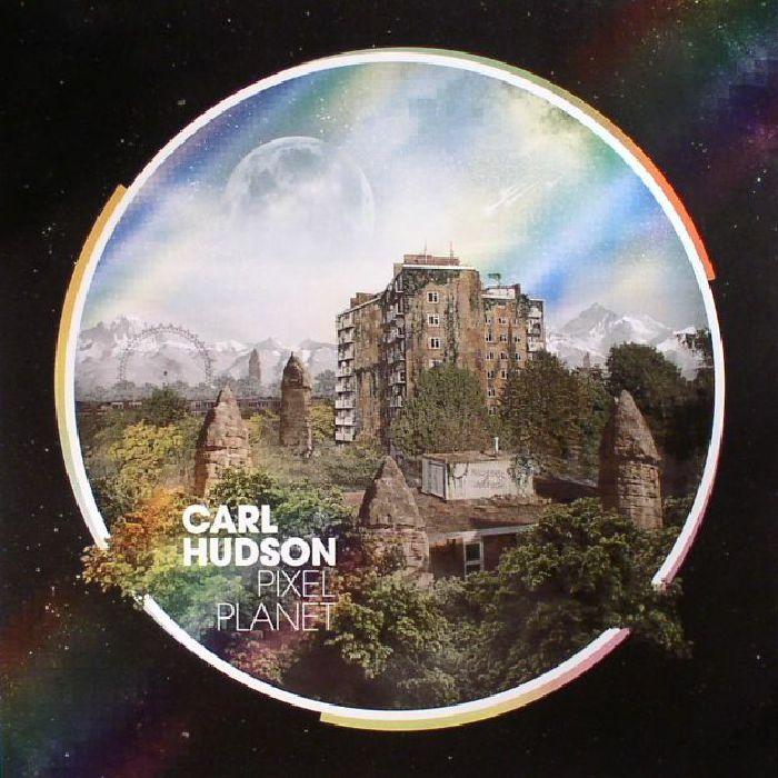 HUDSON, Carl - Pixel Planet