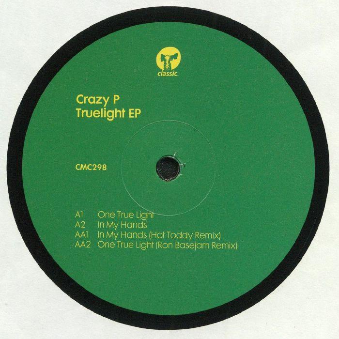 CRAZY P - Truelight EP