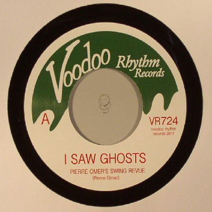 PIERRE OMER SWING REVUE - I Saw Ghosts