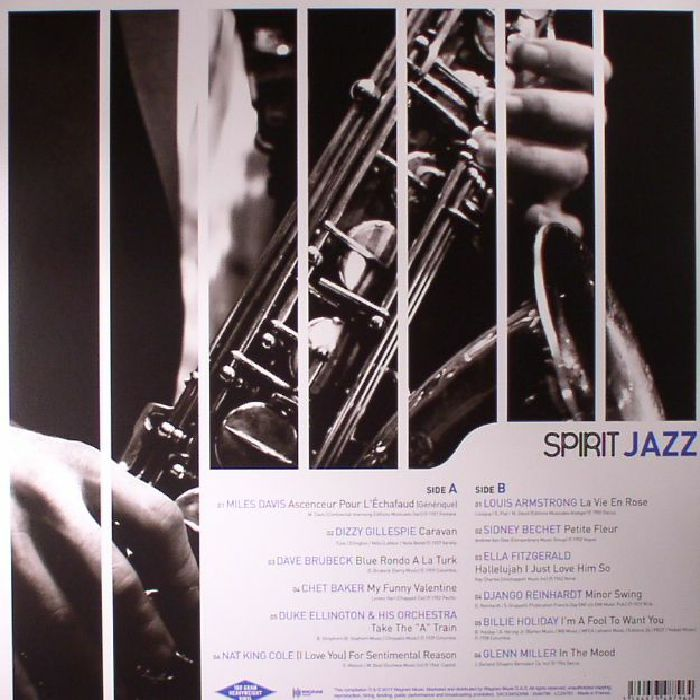 VARIOUS - Spirit Of Jazz
