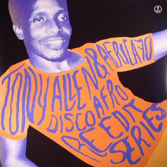 ALLEN, Tony/AFRICA 70 - Jealousy: Disco Afro Reedit Series Vol 3