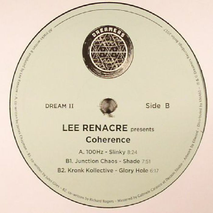 100HZ/JUNCTION CHAOS/KRONK KOLLECTIVE - Lee Renacre presents Coherence
