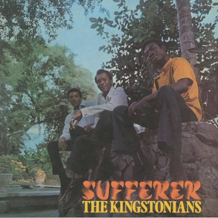 KINGSTONIANS, The - Sufferer (reissue)