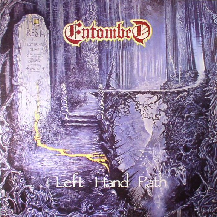 ENTOMBED - Left Hand Path (reissue)
