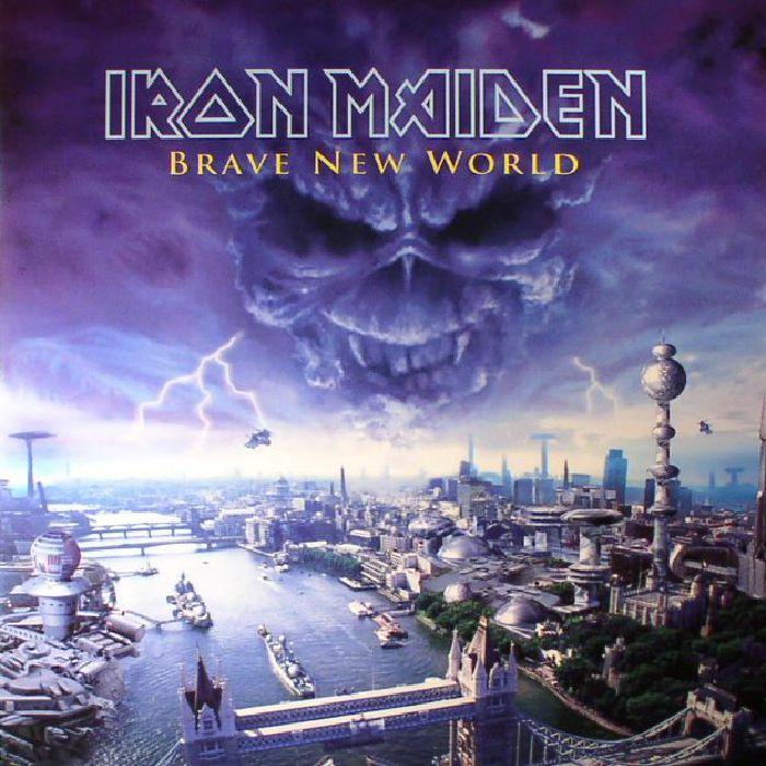 IRON MAIDEN - Brave New World (reissue)