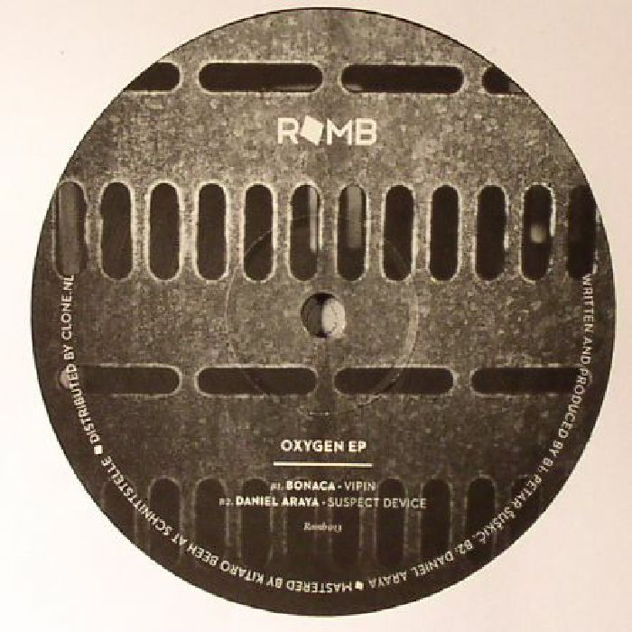 EAST BOUND/DANIEL SAVIO/BONACA/DANIEL ARAYA - Oxygen EP