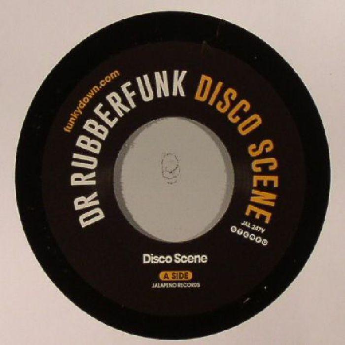 DR RUBBERFUNK - Disco Scene