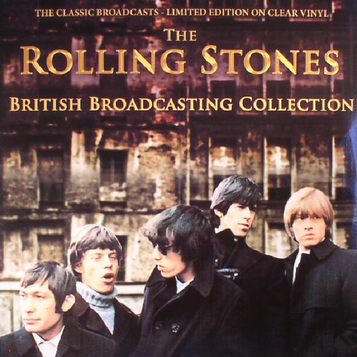 ROLLING STONES, The - British Broadcasting Collection: The Classic Broadcasts