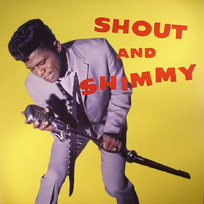 BROWN, James & THE FAMOUS FLAMES - Shout & Shimmy (reissue)
