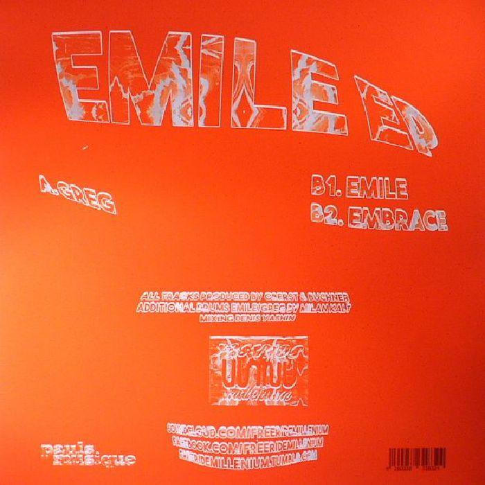 OBERST & BUCHNER - Emile