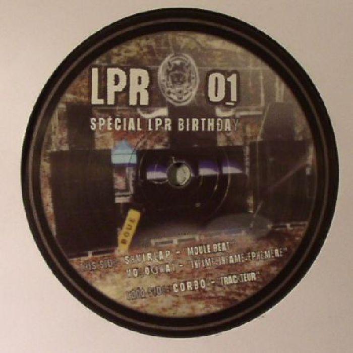 SHMIRLAP/MO OGWAI/CORBO - Special LPR Birthday