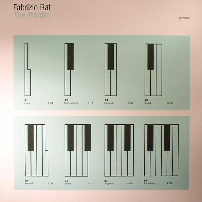 FABRIZIO RAT - The Pianist