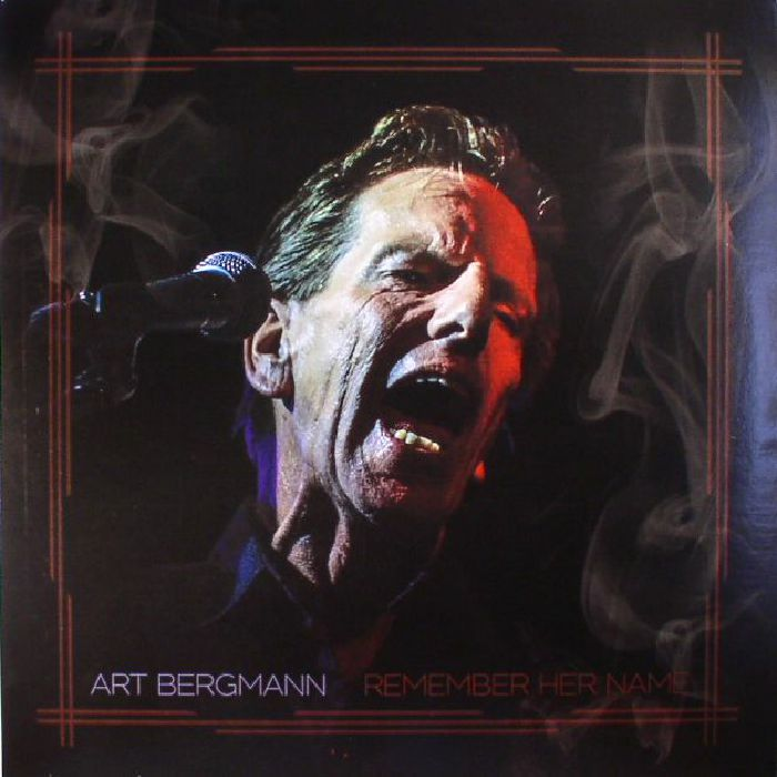 BERGMANN, Art - Remember Her Name (reissue)
