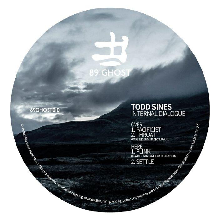 SINES, Todd - Internal Dialogue EP