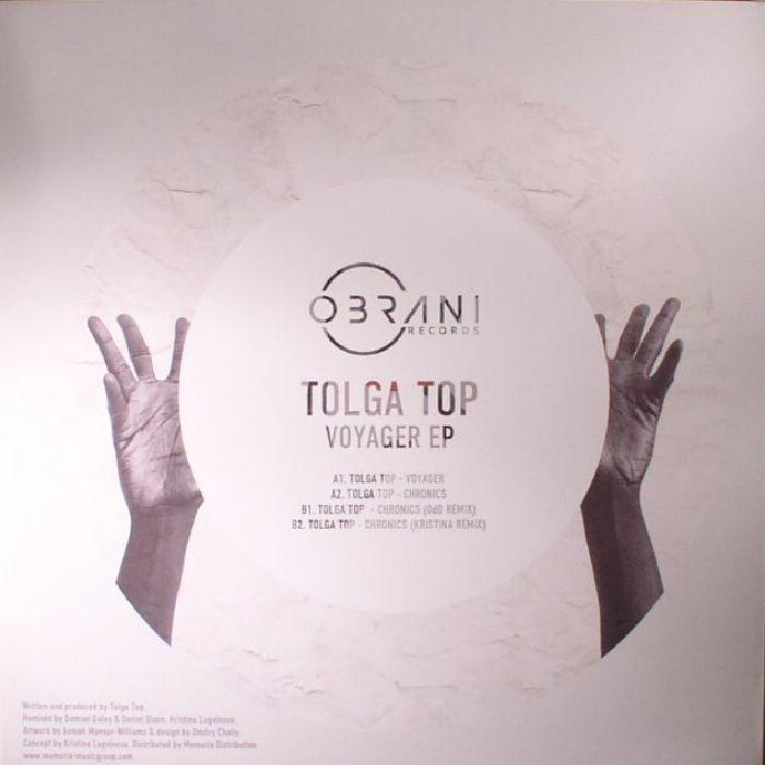 TOLGA TOP - Voyager EP