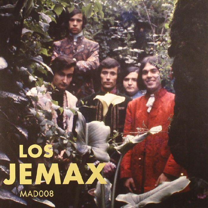 JEMAX, Los - Los Jemax (reissue)