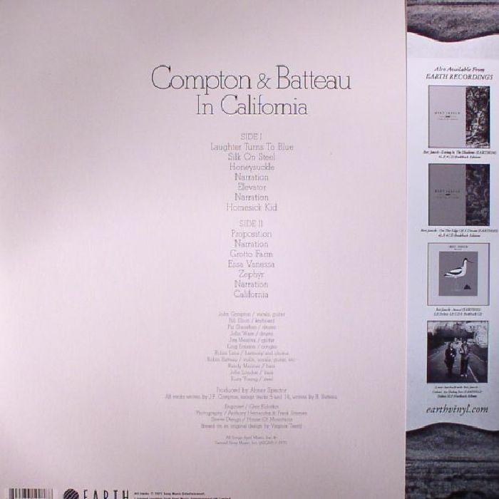 COMPTON & BATTEAU - In California (reissue)