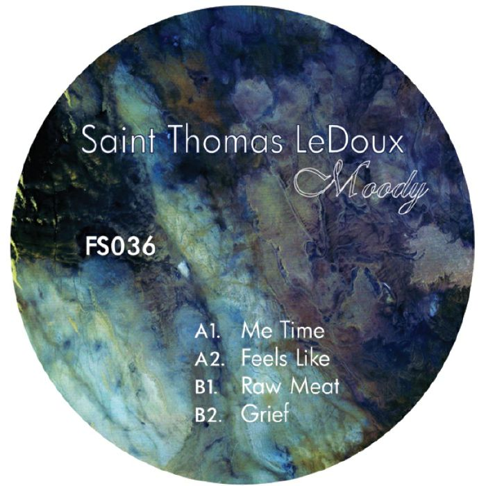 SAINT THOMAS LEDOUX - Moody EP