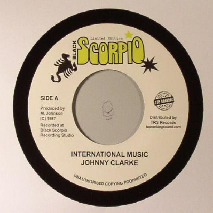 CLARKE, Johnny - International Music