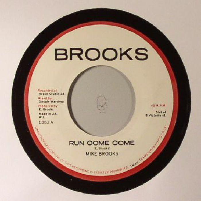 BROOKS, Mike/SLY/FLABBA/BO PEEP/BUBBLER - Run Come Come