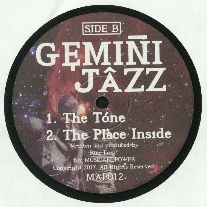 TRENT, Ron - Gemini Jazz